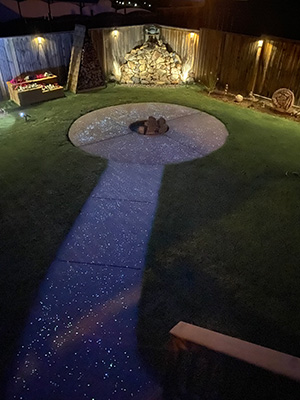pathway glow